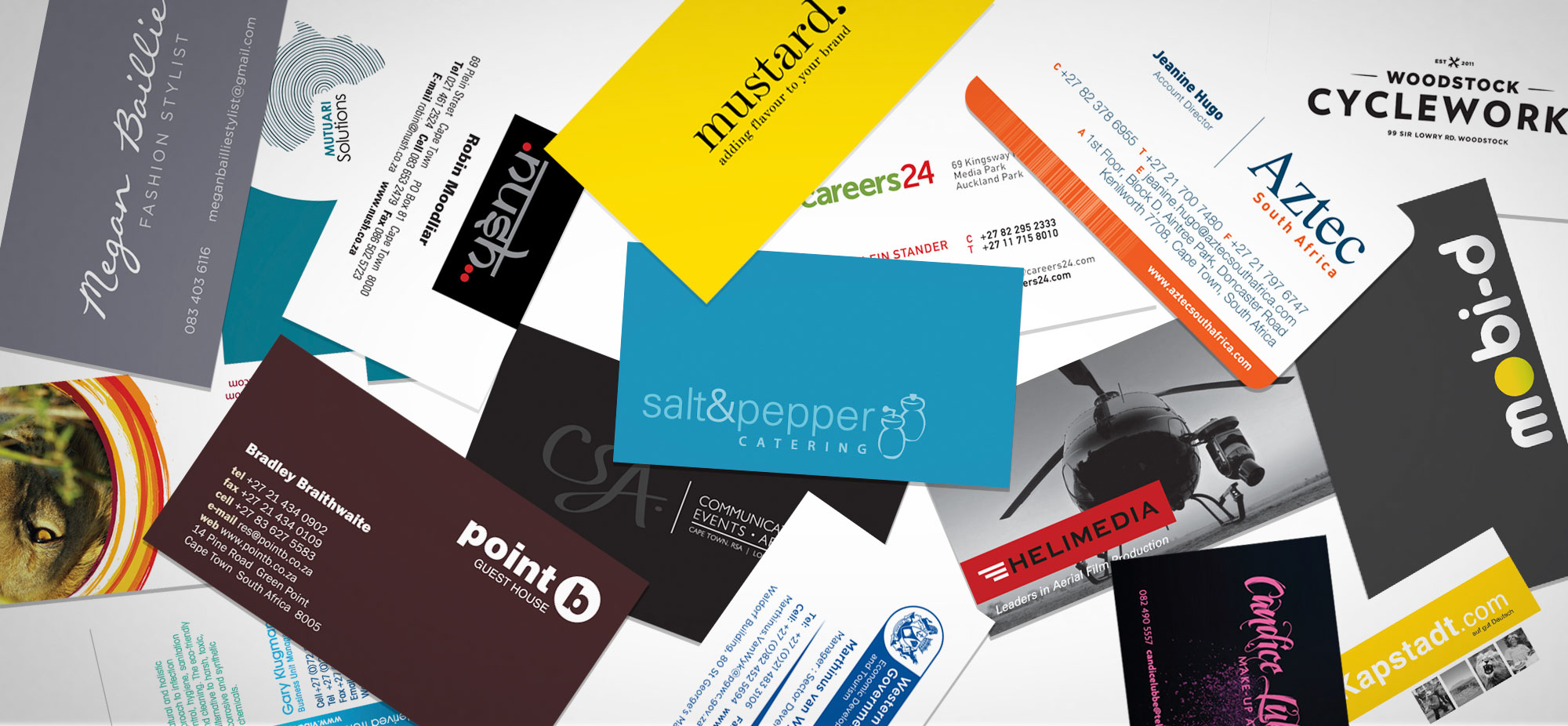Business Cards From R450 For 500 Cards Deepdesign