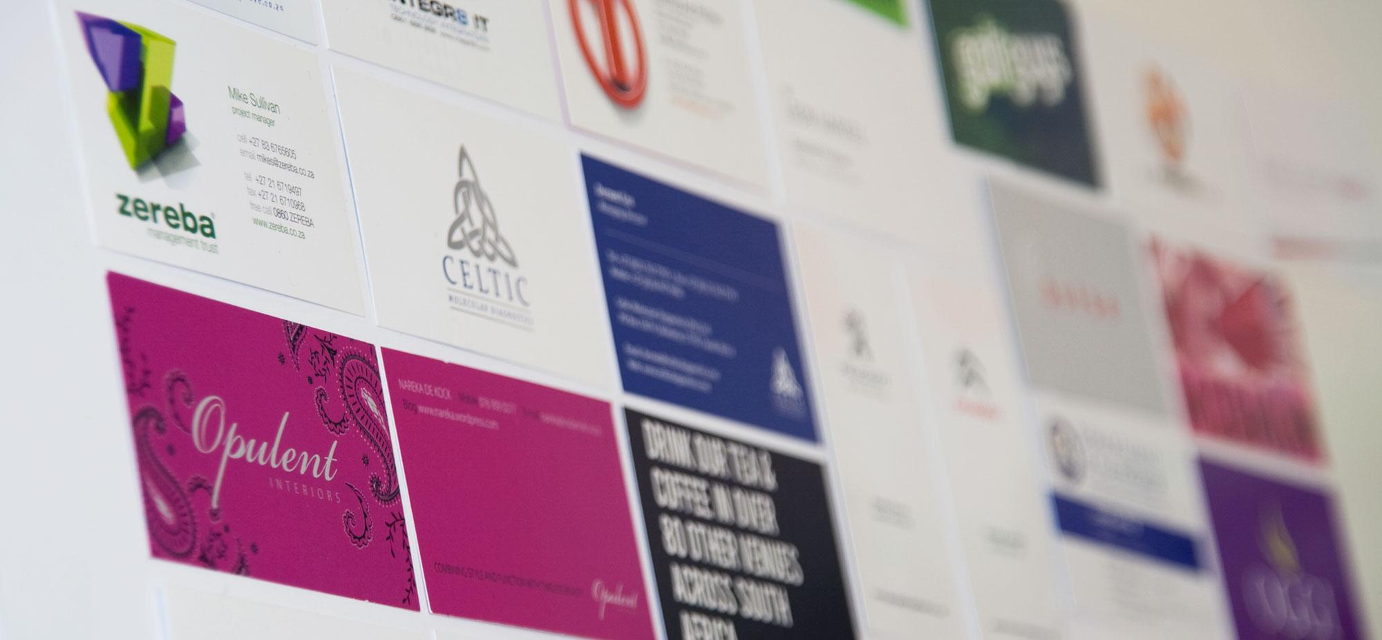 business card design deepdesign